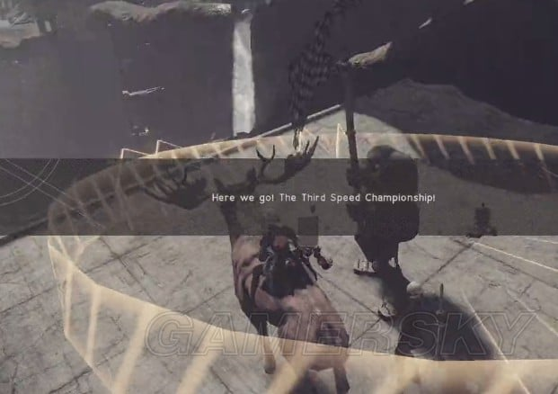 尼爾 自動人形 競速任務第三個比賽攻略