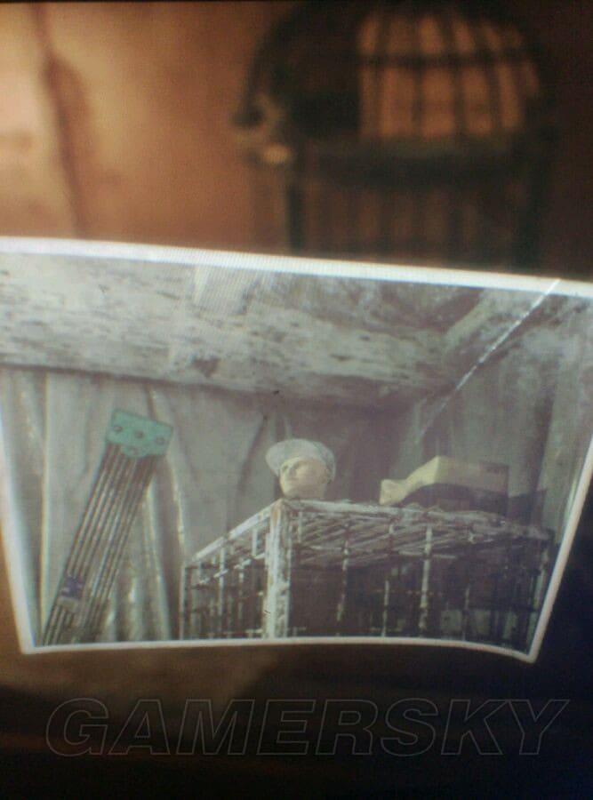 惡靈古堡7 藏寶圖內物品位置說明 藏寶圖裡東西在哪