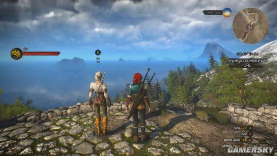 巫師3 操控女性MOD及用法詳解 巫師3女性MOD下載