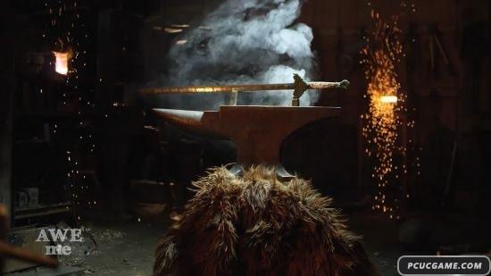 武器人間鍛造《卧虎藏龍》青冥寶劍 古典亞洲風