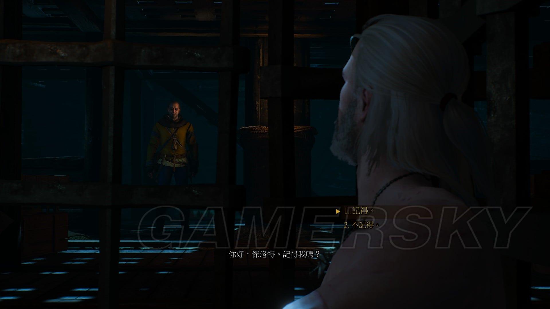巫師3 鏡子大師到底是誰 關於鏡子大師的細節揭秘