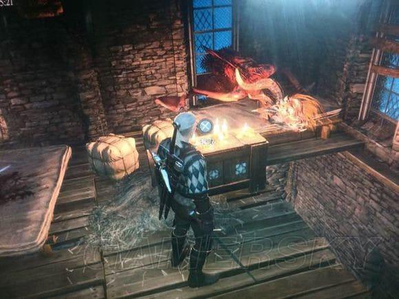巫師3 死而無憾低級殺獅鷲抓鳥方法