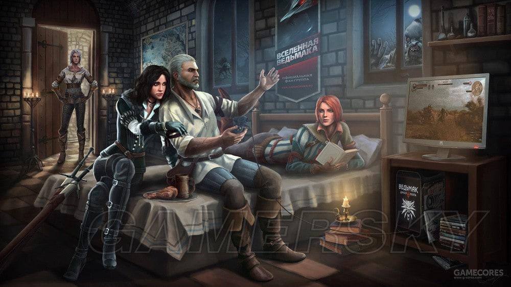 巫師3 人物故事分析 巫師3背景劇情