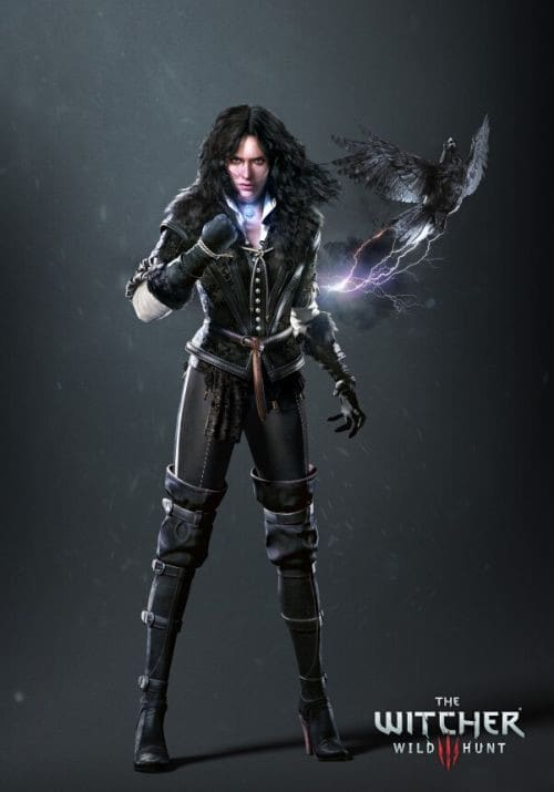 巫師3 十大強力角色及原因分析