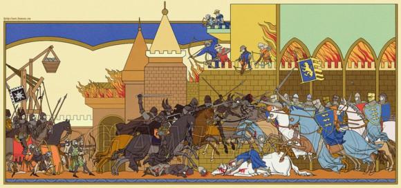 巫師3 三次北方戰爭與拉多維德分析