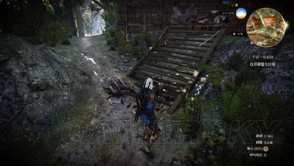 巫師3 不留一絲痕迹隱藏劇情線索及選擇心得 隱藏劇情怎麼觸發