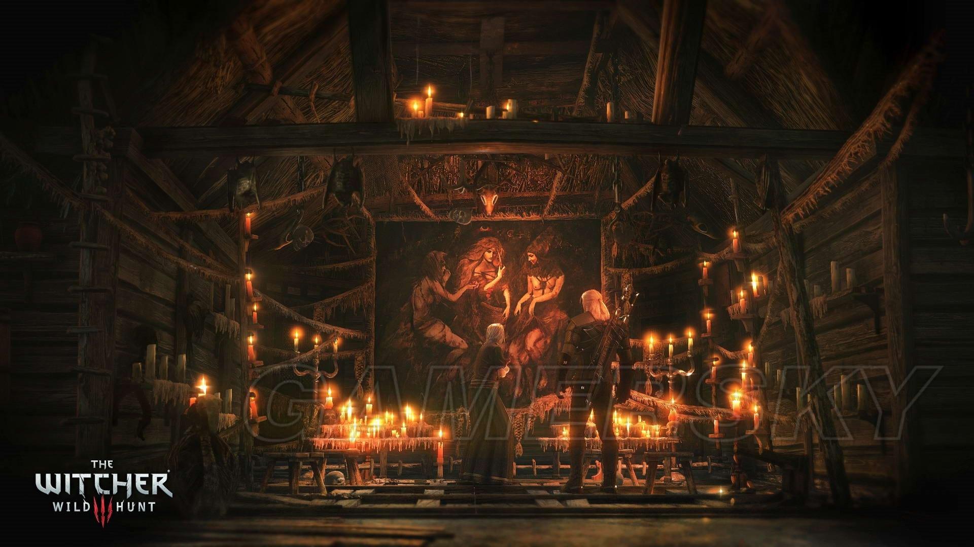 巫師3 細節及趣味數據 有什麼好玩的