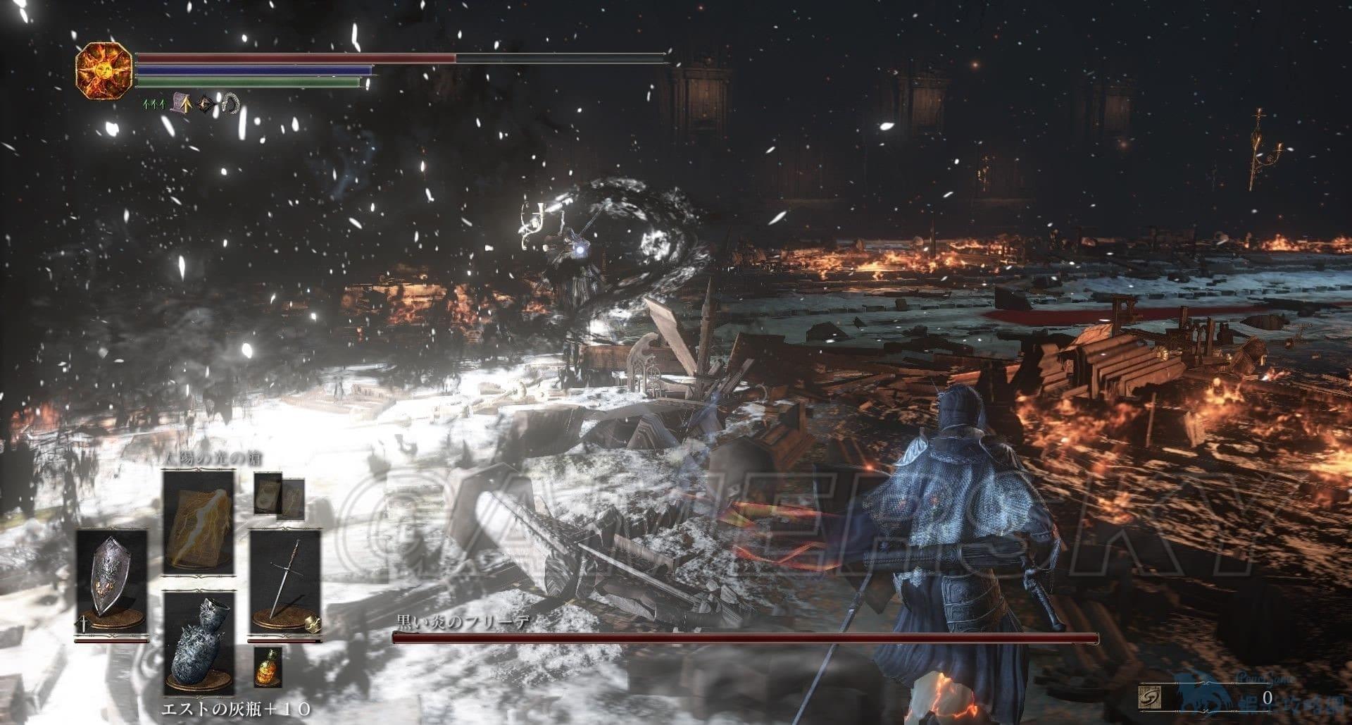 黑暗靈魂3 DLC圖文攻略 DLC全流程BOSS打法圖文攻略