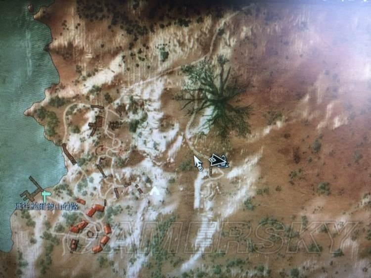 巫師3 威倫鮑爾德山魔力之所走法 威倫鮑爾德山魔力之所怎麼走