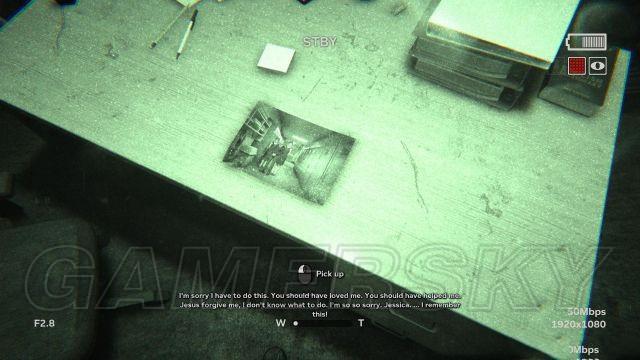 絕命精神病院2 圖文攻略 全文件、錄影收集流程攻略