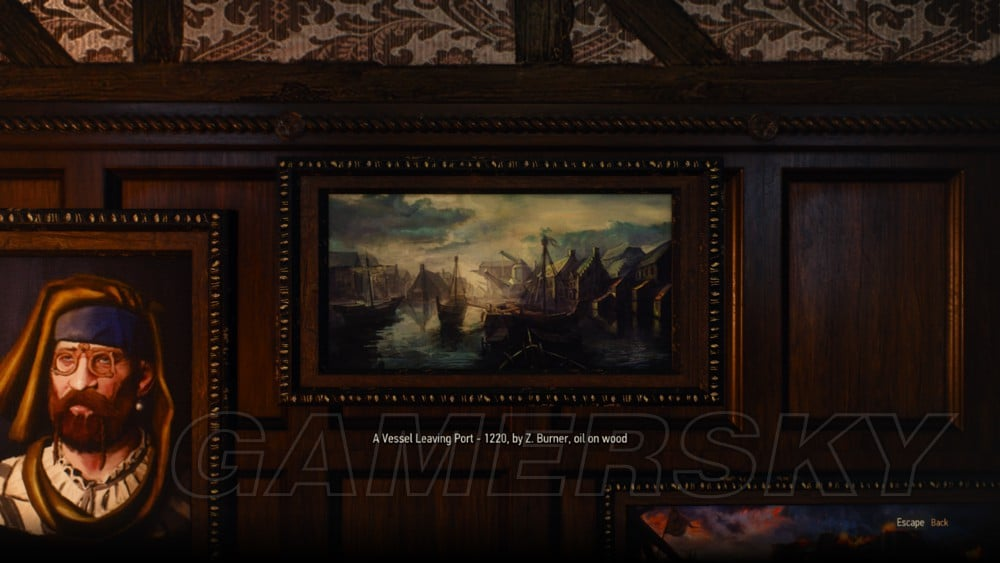 巫師3 DLC石之心彩蛋 DLC石之心全藝術彩蛋