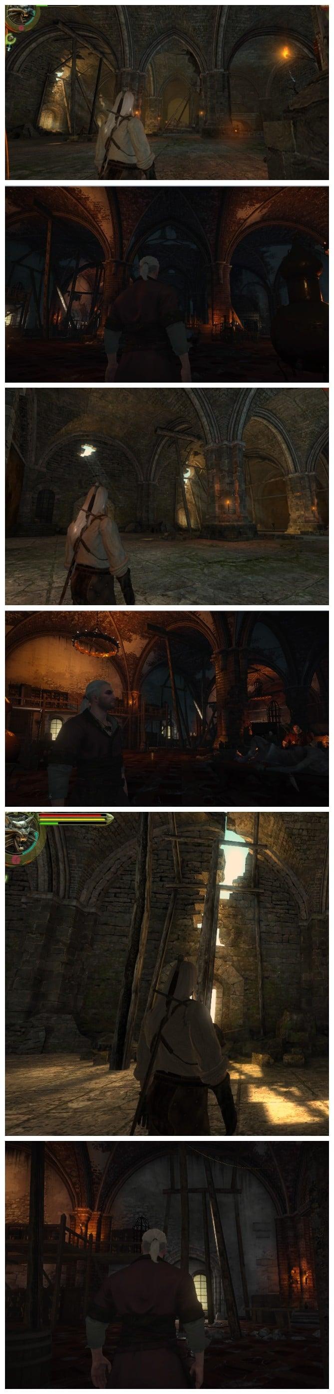 巫師3 獵魔人城堡凱爾莫罕及維基瑪皇宮全面分析