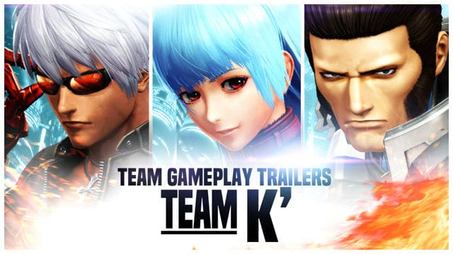 《拳皇 XIV》公布「K´ 隊」與「女性格鬥家隊」介紹影片 K´、不知火舞等經典班底登場《The King of Fighters XIV》