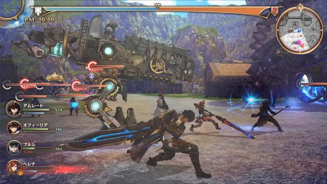 《蒼藍革命的女武神》確定 2017 年 1 月上市 將同步推出 PS Vita 版《Valkyria: Azure Revolution》