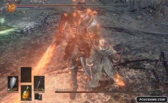 黑暗靈魂3 最終boss薪王們的化身技能及打法攻略