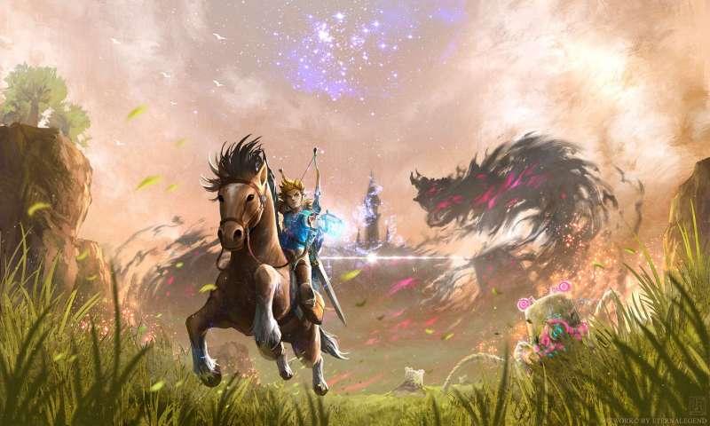 薩爾達傳說荒野之息 全方位實用技巧 技能及戰鬥等技巧介紹