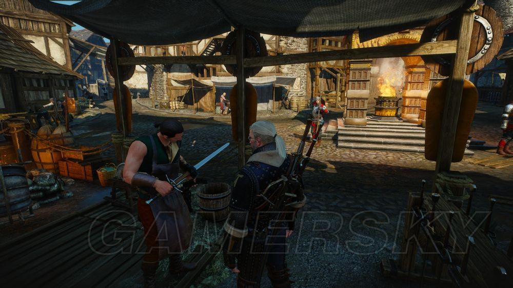 巫師3 DLC石之心通關感受