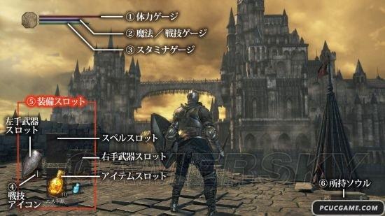 黑暗靈魂3 戰技魔法及盾反操作按鍵介紹 戰技及盾反怎麼用