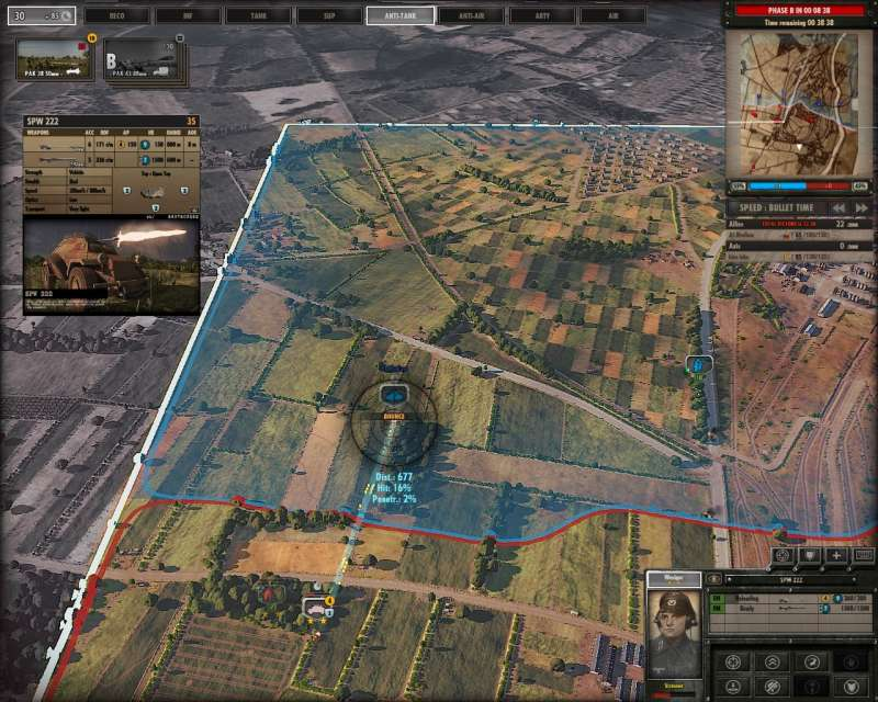 Steel Division: Normandy 44 命中率及老練度機制分析