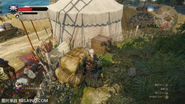 巫師3 DLC石之心難點獎盃達成攻略