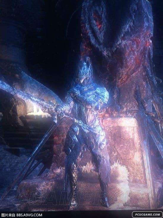 黑暗靈魂3 狼騎士套裝獲得方法 狼騎士套裝怎麼獲得