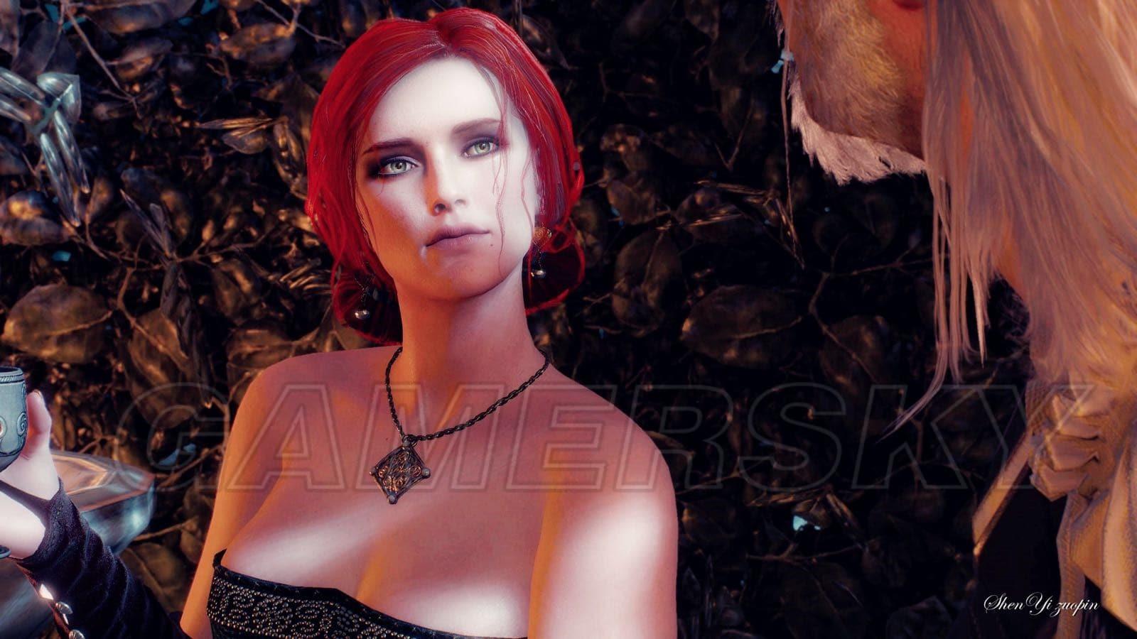 巫師3 特莉絲劇情分析 特莉絲從小說到遊戲的成長曆程