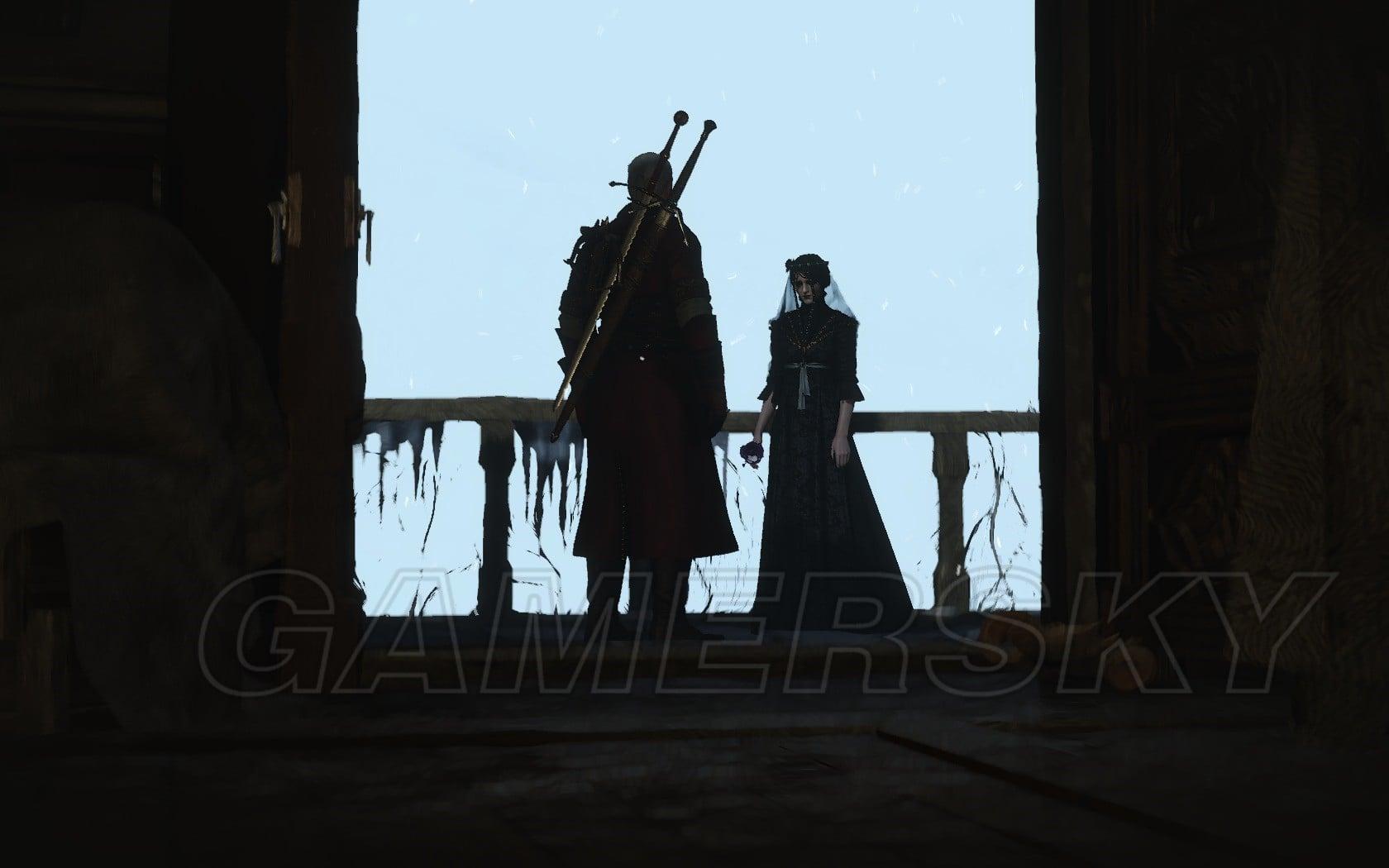 巫師3 Olgierd無傷打法 無傷不喝葯30s速攻婚姻回憶Olgierd攻略