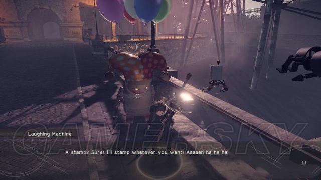 尼爾 自動人形 支線攻略 全支線任務圖文攻略