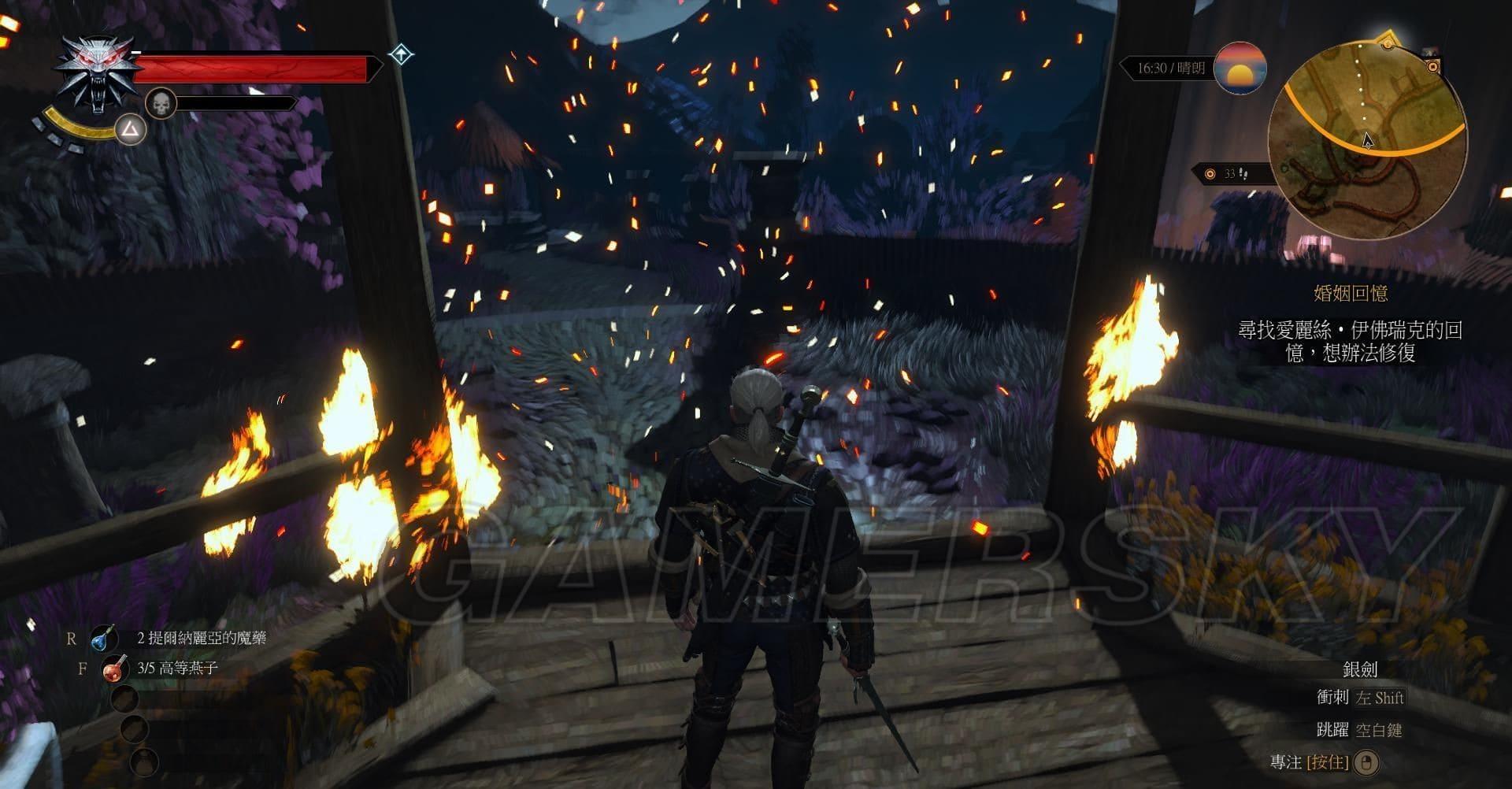巫師3 DLC石之心圖文攻略 DLC石之心全流程圖文攻略