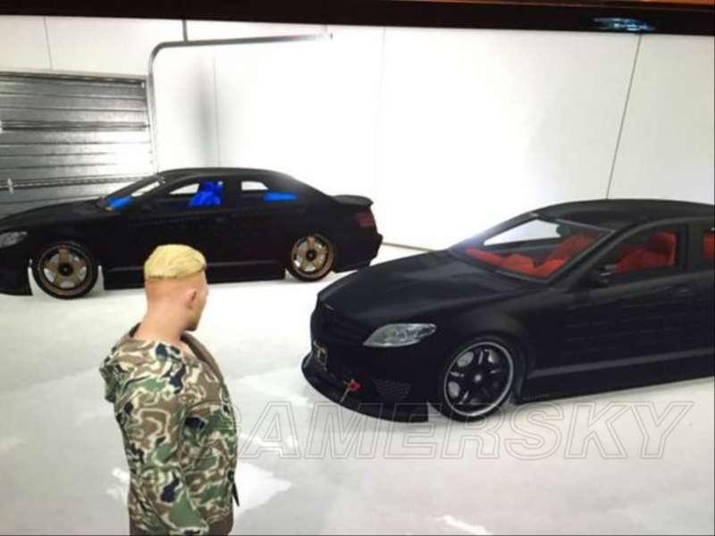 GTA5 改裝車外觀 GTA5改裝車外觀