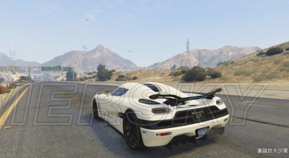 GTA5 測試車輛極速方法與地點圖文分析 GTA5車輛極速怎麼測試