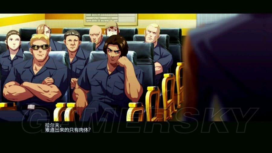 拳皇14 劇情動畫中伏筆圖文分析 劇情動畫隱含著什麼內容