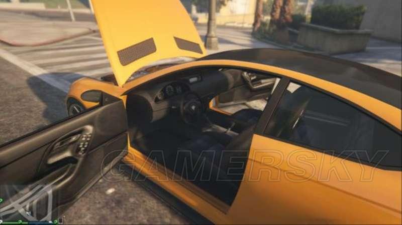 GTA5 史瓦澤至尊慧眼車輛外觀與速度測試 史瓦澤至尊慧眼原型