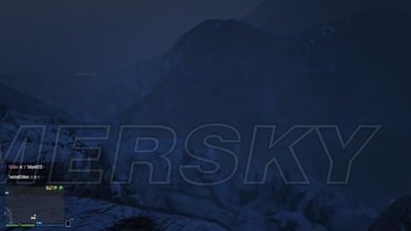 GTA5 雪中景色 GTA5好看雪景有哪些