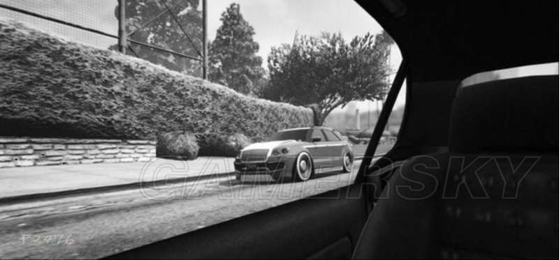 GTA5 精美遊戲畫面內容欣賞 GTA5精美畫面