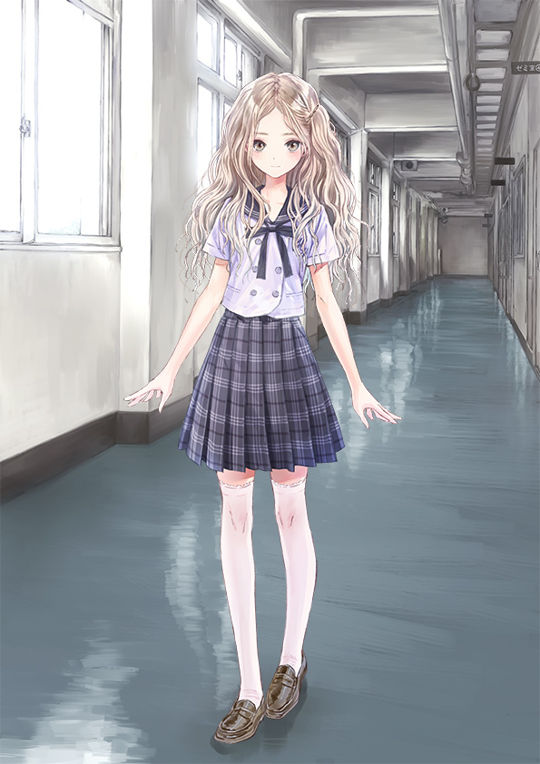 GUST 全新 RPG《BLUE REFLECTION》岸田梅爾帶來現代日本背景的魔法少女戰鬥《Blue Reflection: Sword of the Girl Who Dances in Illusions》