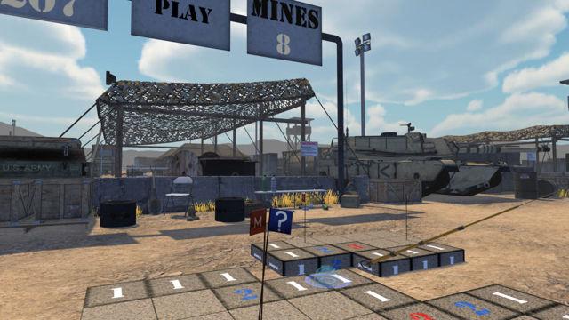 在虛擬實境世界體驗玩踩地雷樂趣!《踩地雷 VR》問世