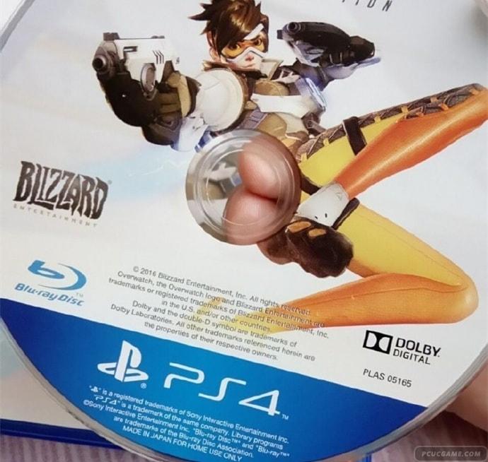 《鬥陣特攻》光碟暗藏玄機?屁股王閃光又被玩壞