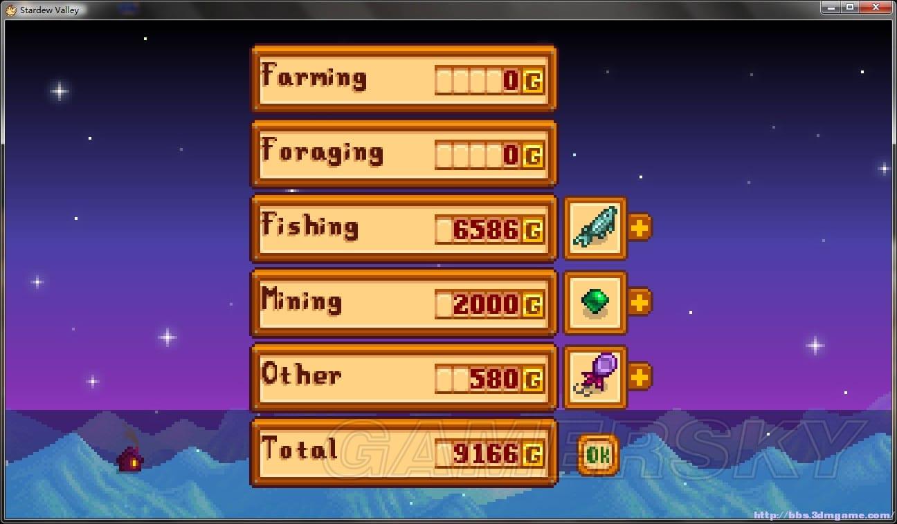 Stardew Valley 釣魚地點推薦及賺錢技巧 在哪釣魚好