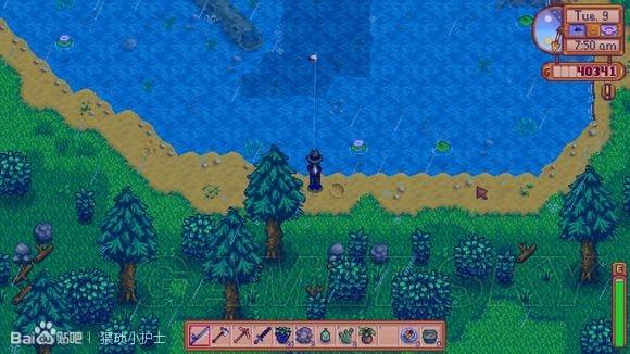 Stardew Valley 金星釣魚地點匯總 金星釣魚地點在哪