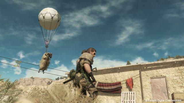 《潛龍諜影 5:原爆點 + 幻痛》大合輯 11 月推出 完整收錄序章、本篇與所有 DLC《Metal Gear Solid V: The Phantom Pain》