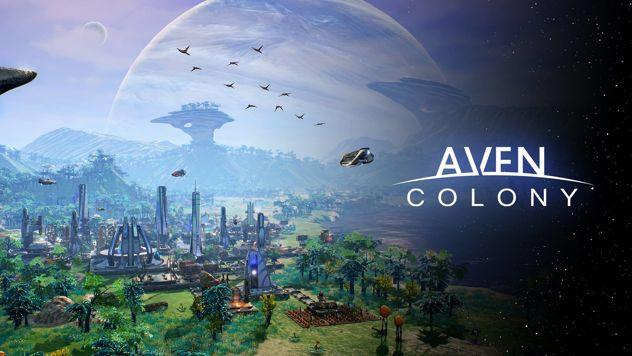 《艾文殖民地》首度公開影片 在外星打造適合人民居住的處所《Aven Colony》