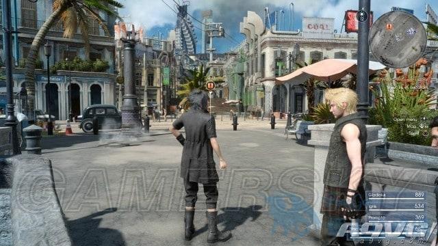 最終幻想 15 Final Fantasy XV 劇情及戰鬥試玩心得 最終幻想 15 Final Fantasy XV好玩嗎