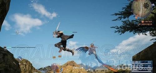 最終幻想 15 Final Fantasy XV 戰鬥、武器、魔法系統圖文詳解