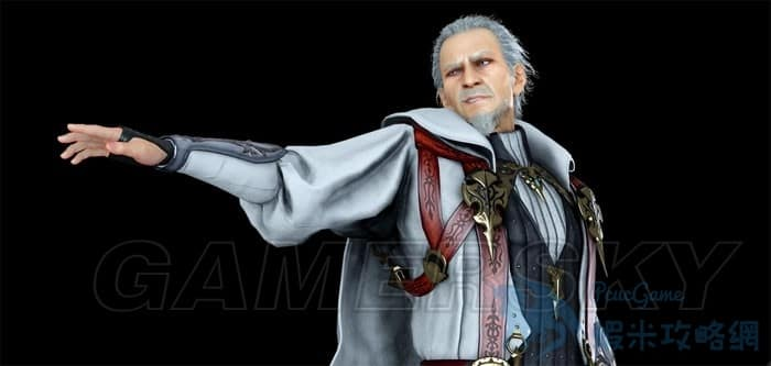 最終幻想 15 Final Fantasy XV 人物介紹 全人物性格及背景劇情介紹