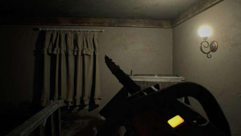 惡靈古堡7 電鋸解鎖條件介紹 電鋸怎麼拿