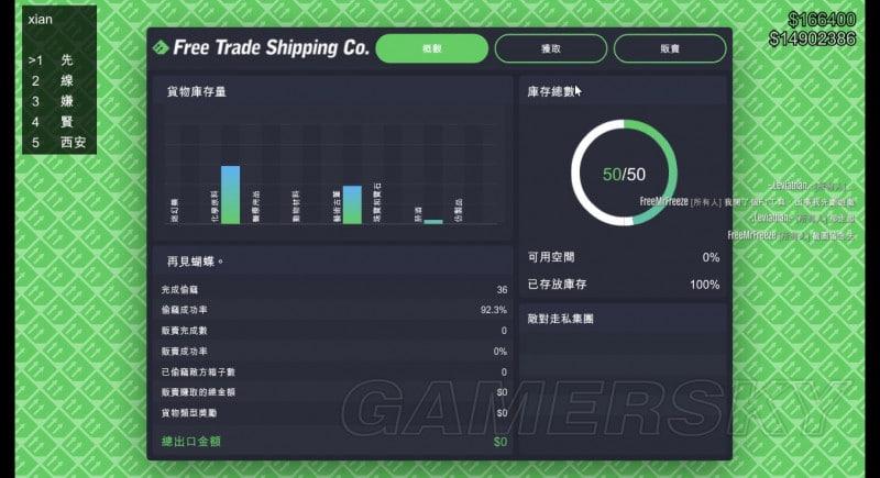 GTA5 走私大暴走DLC機庫運貨玩法介紹