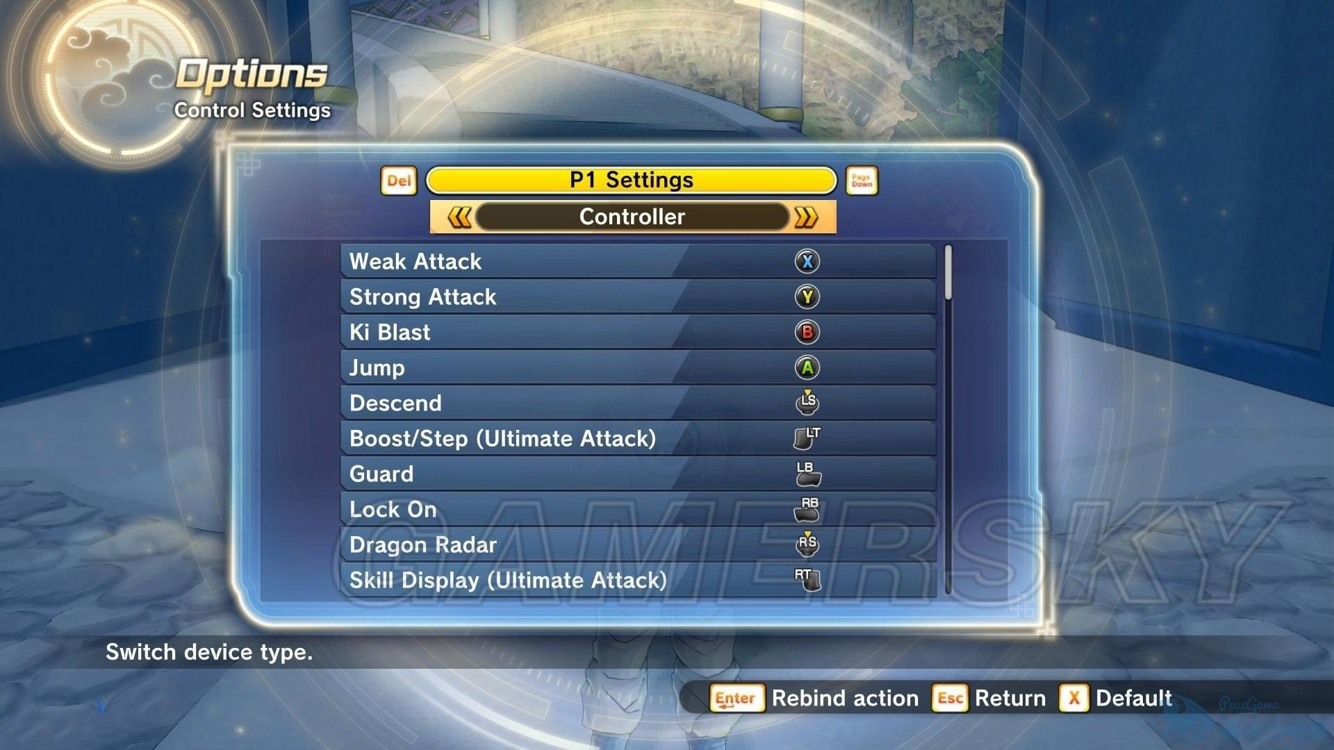 七龍珠 異戰2 圖文攻略 全系統分析上手圖文攻略
