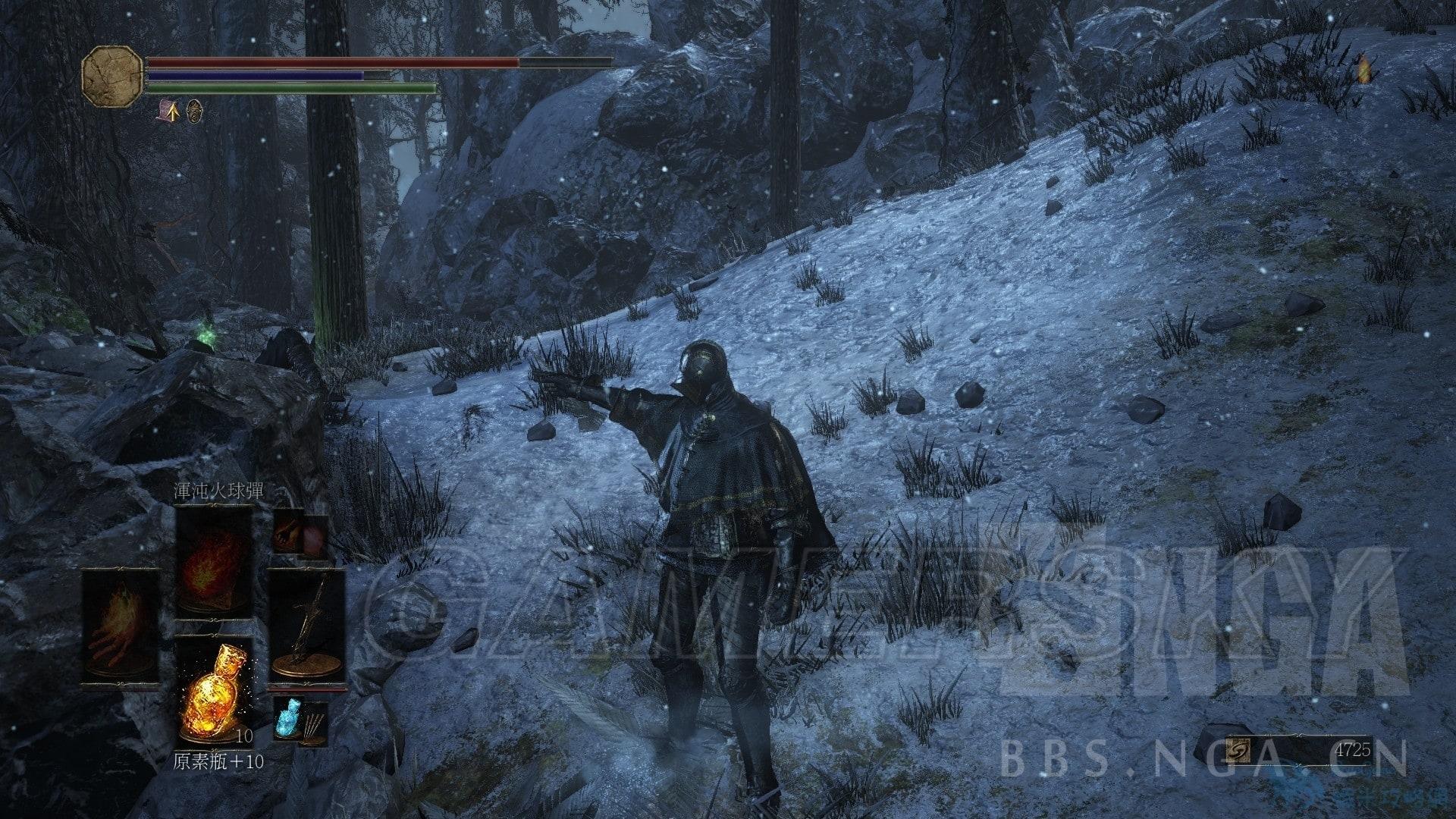 黑暗靈魂3 DLC武器裝備收集攻略 DLC武器裝備位置