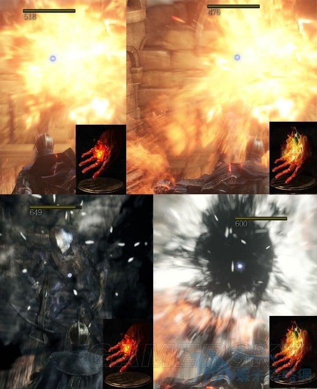 黑暗靈魂3 DLC強力武器使用心得 米爾伍德戰斧與地鳴岩錘使用心得